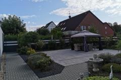 Garten Ansicht Ausgang